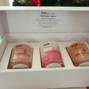 Christmas 3 Pack Candles