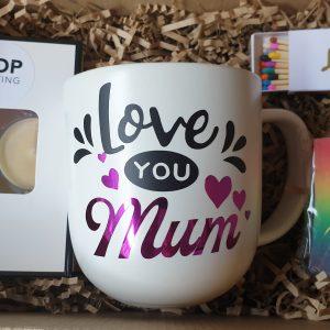 Travel or Stone Mug Gift Pack