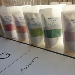 2 Pack 250gram Bath Salt Bags