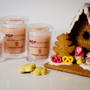 Medium Soy Candle – Gingies House