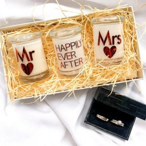 Happily Ever After Soy Candle Gift Pack