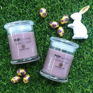 Chocolate Soy Wax Candle