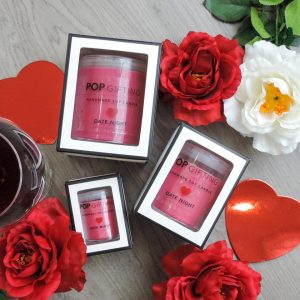 Date Night Soy Wax Candle