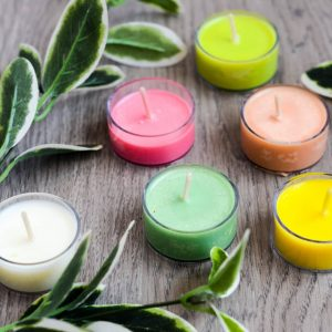 6 Pack Tea Light Soy Wax Candle